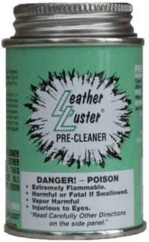 Leather Luster Pre Cleaner LEATHER-22222 728613222229