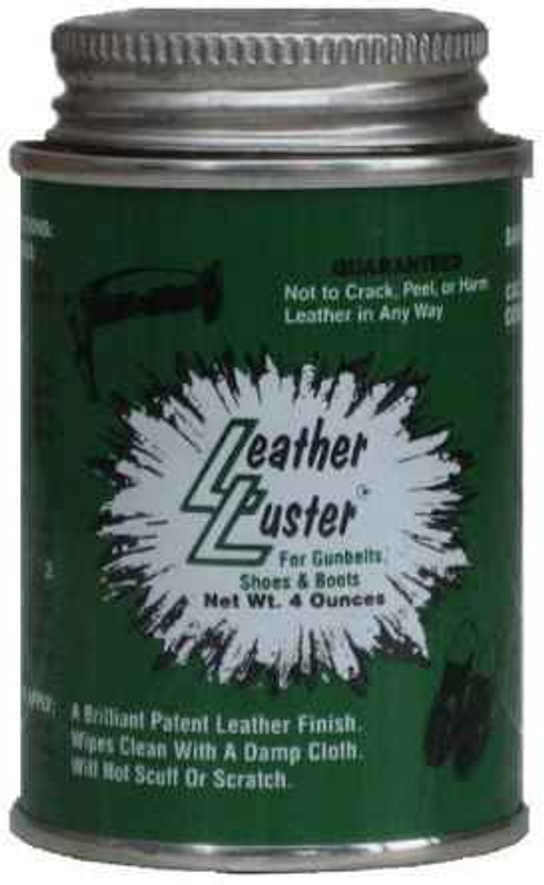 Leather Luster 4 oz LEATHER-44444 728613444447
