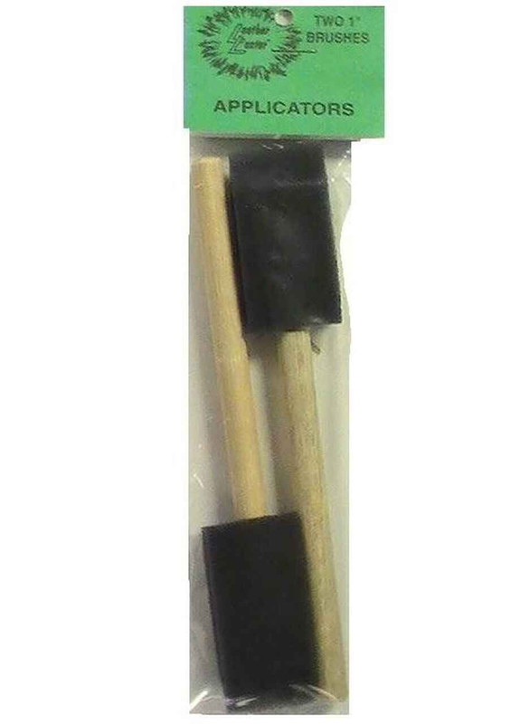 Leather Luster Applicator Twin Packs LEATHER-55555 728613555556