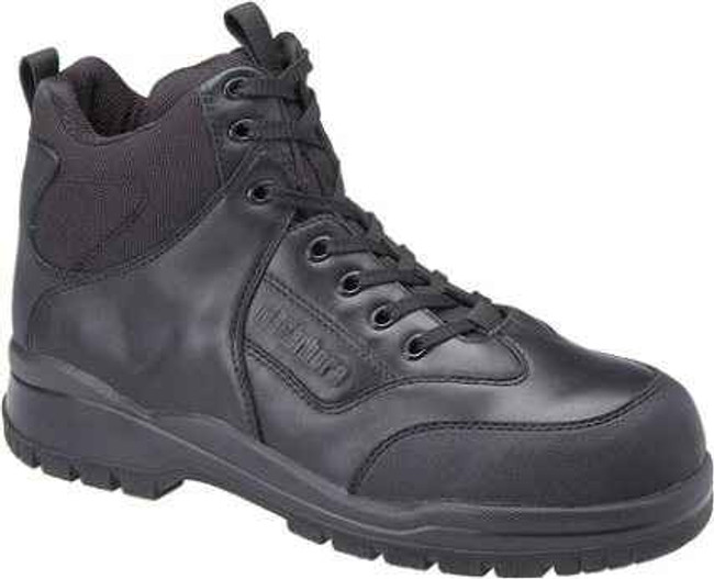 Matterhorn Mens Mid-Height Leather and Cordura with Non-Metallic Safety Toe Limited Sizes 6012