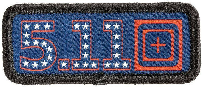 5.11 Tactical Star Spangled Legacy Patch 81276 888579186932
