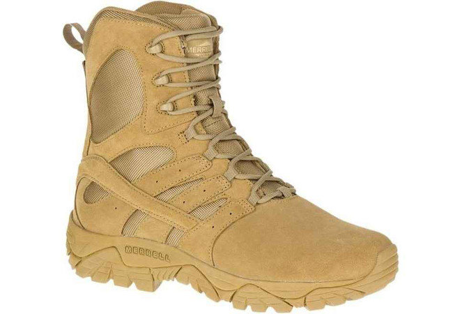 Merrell MOAB 2 Defense Coyote Boot J17765