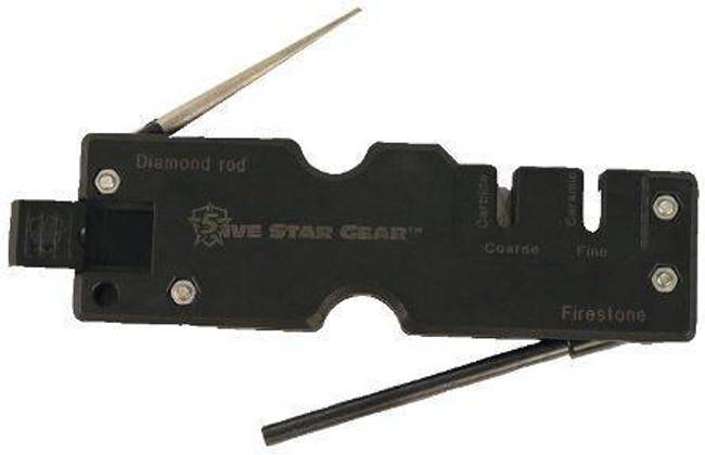 5ive Star Gear Multi-Function Knife Sharpener Tool 5666000 690104431208