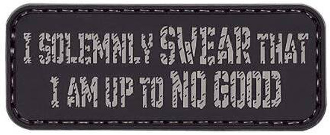 5ive Star Gear I Solemnly Swear Morale Patch 6668000 690104491417