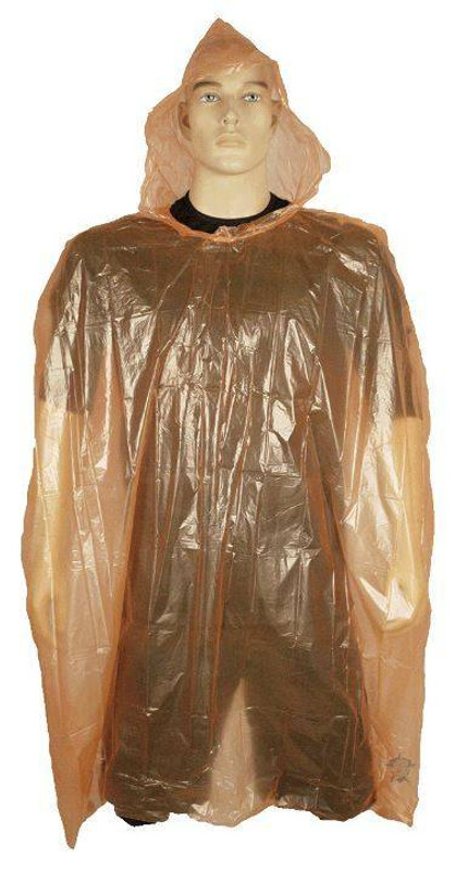 5ive Star Gear Emergency Rain Poncho 3129000 690104337128