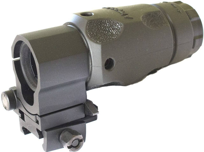 Aimpoint 3XMag-1 Magnifier with 39mm FlipMount and TwistMount Base 200334 7350004385355