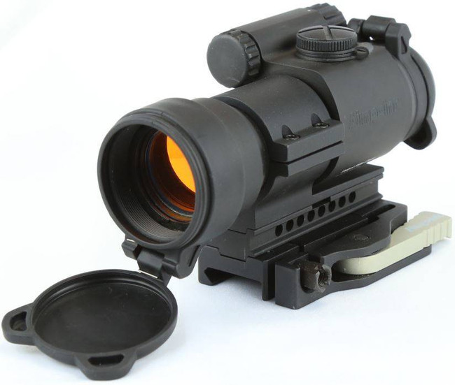 Aimpoint PRO Patrol Rifle Optic with LRP Mount 200374 7350004385492