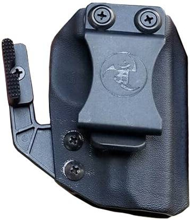 ANR Design Appendix IWB Holster with Polymer Claw Sig -Sauer P320C - Black - Right Hand - 1.5 Belt P320C-AIWBCLAW-RHB15