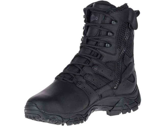 Merrell Womens MOAB 2 8 Response WP Boot - Black Waterproof Boot J45366