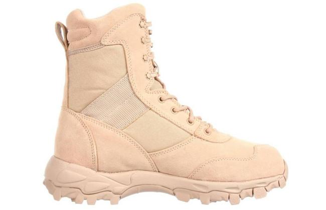 Blackhawk Warrior Wear Desert Ops Boots Desert Tan WW-83BT02DE