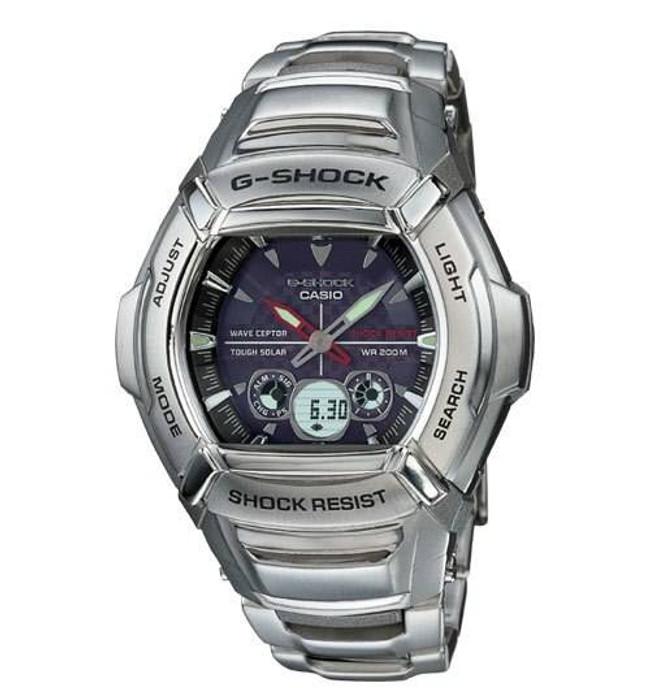Casio GW1400DA-1AV Black G-Shock Atomic Solar Watch GW1400DA-1AV