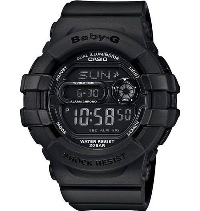 Casio BGD140-1A Womens 3D Protection Watch BGD140-1A 079767951368