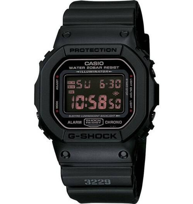 Casio DW5600MS-1 Classic Military Master of G Watch DW5600MS-1 079767421366
