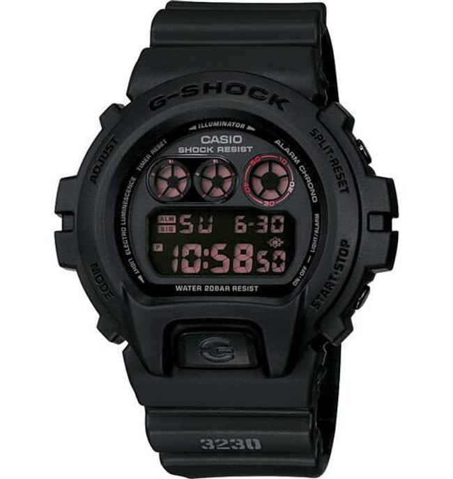 Casio DW6900MS-1 Classic Limited Edition Master of G Watch DW6900MS-1 079767421298