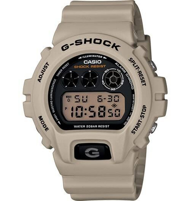 Casio DW6900SD-8 Military G-Shock DW6900SD-8 079767913335