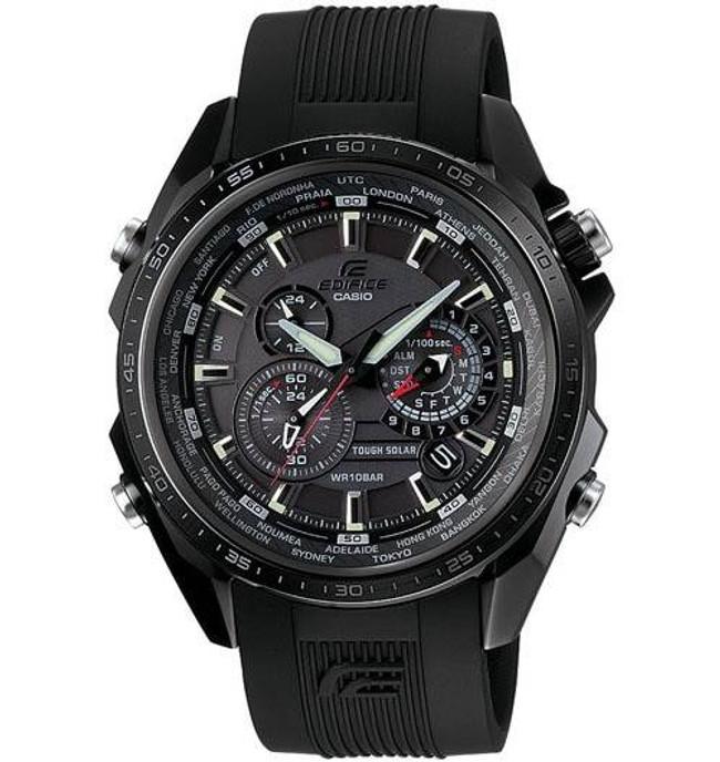 Casio EQS500C-1A1 Self-Charging Watch EQS500C-1A1