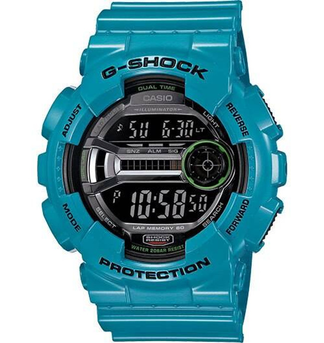 Casio GD110 G-Shock Digital Watch GD110