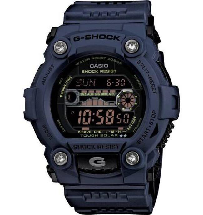 Casio GR7900NV-2 Solar Navy Military Watch GR7900NV-2