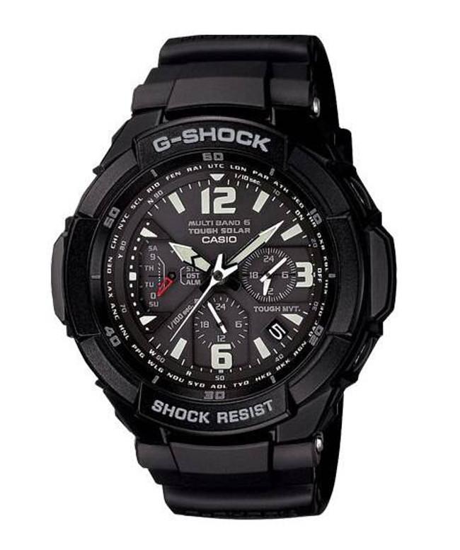 Casio GW3000BB-1A G-SHOCK Aviation Watch GW3000BB-1A 079767944148