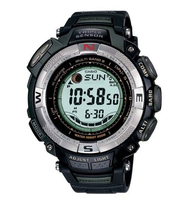 Casio PAW1500-1V Pathfinder Tough Solar Watch PAW1500-1V 079767892241