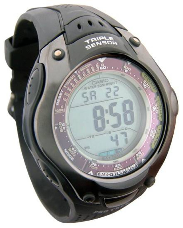 Casio Triple Sensor PRG-70-1 Pro Trek Watch PRG-70-1 4971850813491