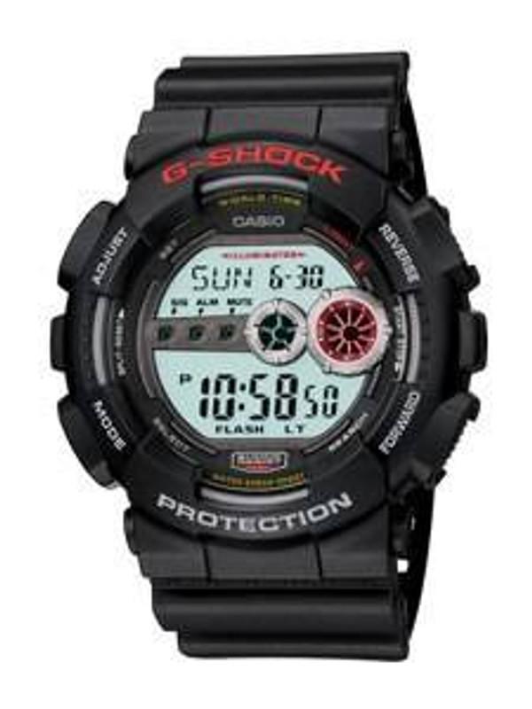 Casio GD100-1A G-SHOCK XL-Super LED Watch GD100-1A 079767925062