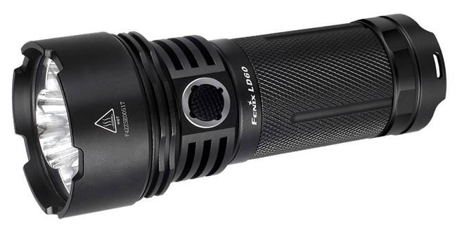 Fenix Lighting LD60 2,800 Lumen Triple LED Flashlight LD60 6942870302874