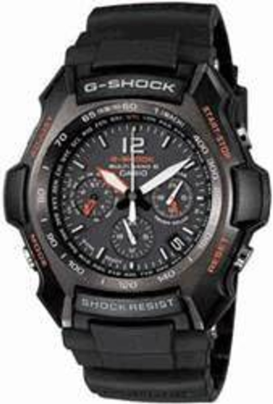 Casio G-Shock Aviation Multi-Band 6 Watch GW2000B-1