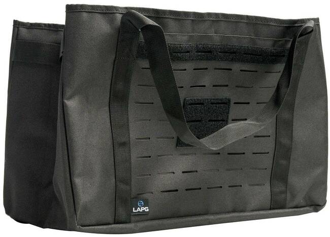LA Police Gear Collapsible Multiuse Tote BG-COLLAPSIBLE