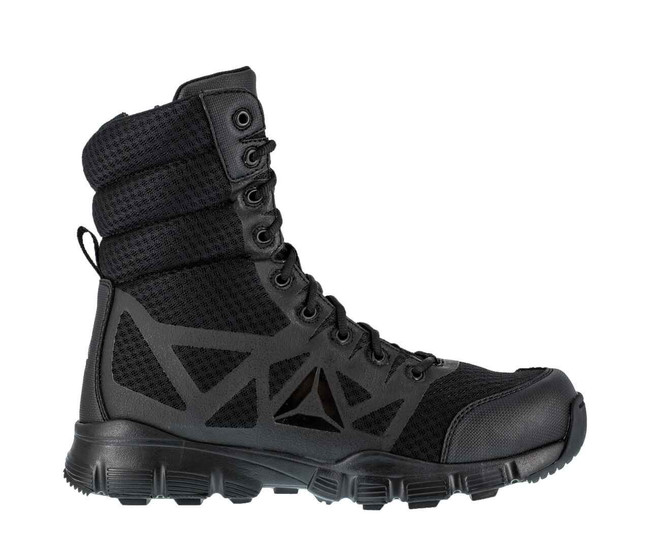 Reebok Dauntless RB8720 8 Ultra Light SZ Black Boot RB8720