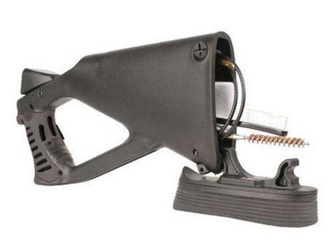 Blackhawk Axiom TH Thumbhole Rifle Stock - Shadow Camo BPG-K92-K92511-C
