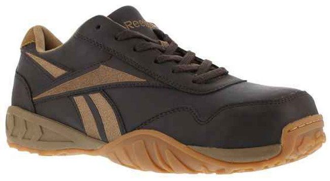 Reebok RB1940 Mens Low Profile Euro Casual Athletic Oxford RB1940