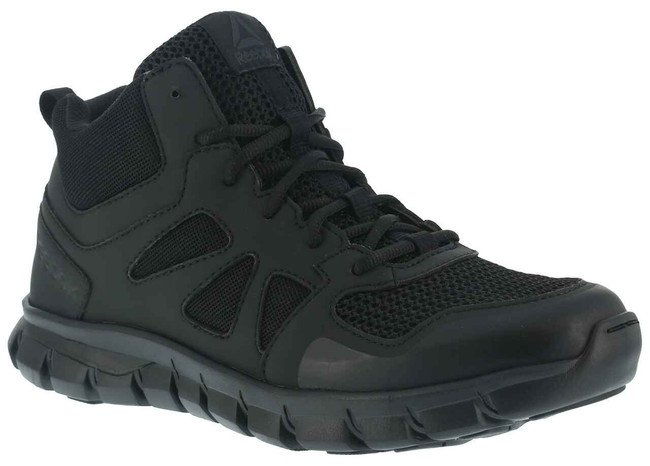Reebok Womens Sublite Cushion Tactical Mid Boot RB805