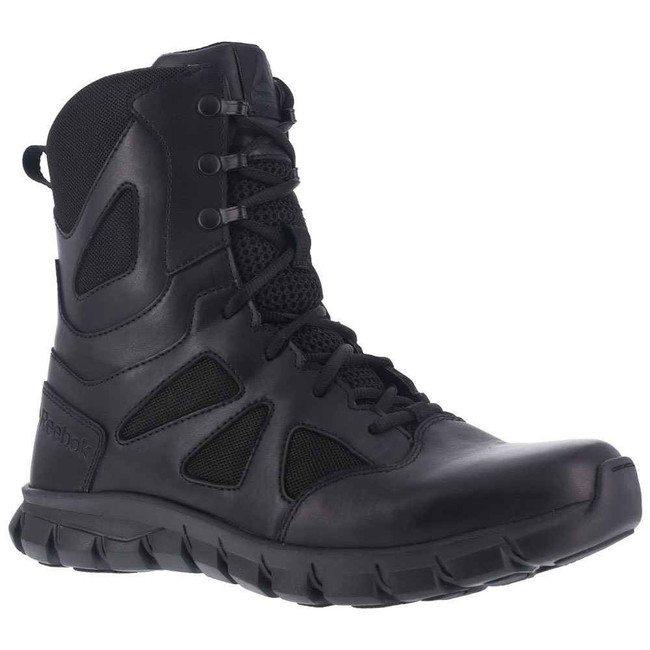 Reebok Womens Sublite Cushion 8in Waterproof Tactical Boot RB806