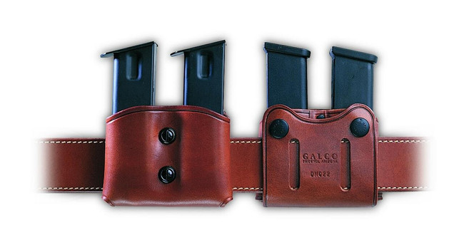 Galco Double Magazine Carrier - DMC22H