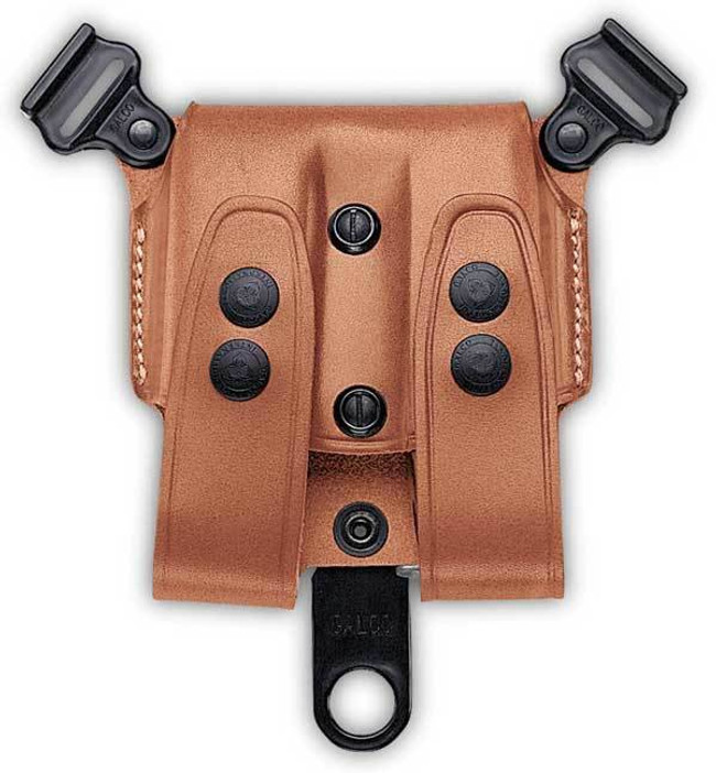 Galco SCL Double Mag Case for System - SCL40B SCL-SCL40B