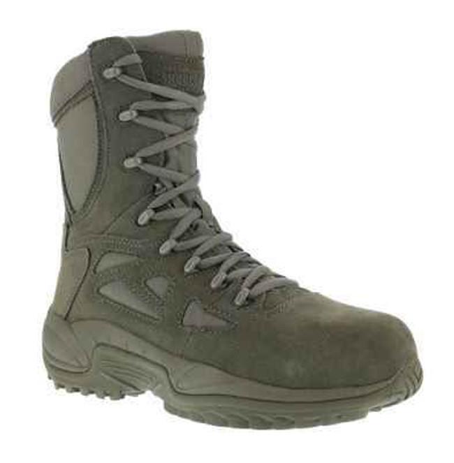 Reebok RB8990 Sage Green 8 Side Zip ST Desert Boot RB8990