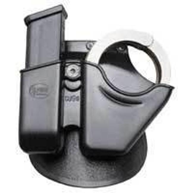 Fobus Holsters Handcuff / Magazine Combos - CU9GMP CUMAG-CU9GMP 676315018100