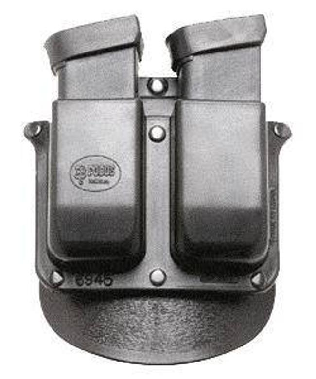Fobus Holsters Roto Double Magazine Pouches - DM-6900RPMP DM-6900RPMP 676315017912