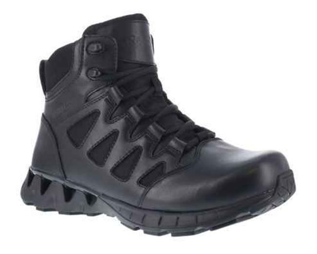 Reebok Mens 6 ZigKick Tactical Side Zip Boot RB8630