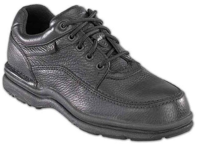 Rockport RK6761 Black Steel Toe Casual Moc-Toe Oxford RK6761