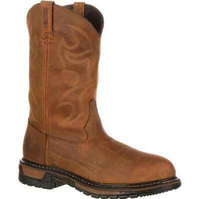 Rocky Branson Roper Waterproof Western Boots 2733 2733