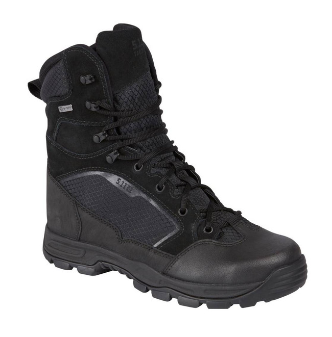5.11 Tactical XPRT 8 Black Boot - Closeout 12340