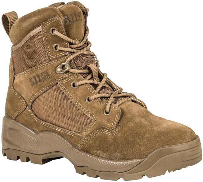 5.11 Tactical Mens ATAC 2.0 6 Side Zip Desert Boot 12395 12395