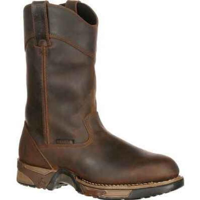 Rocky Aztec Waterproof Wellington Work Boot 5639 5639