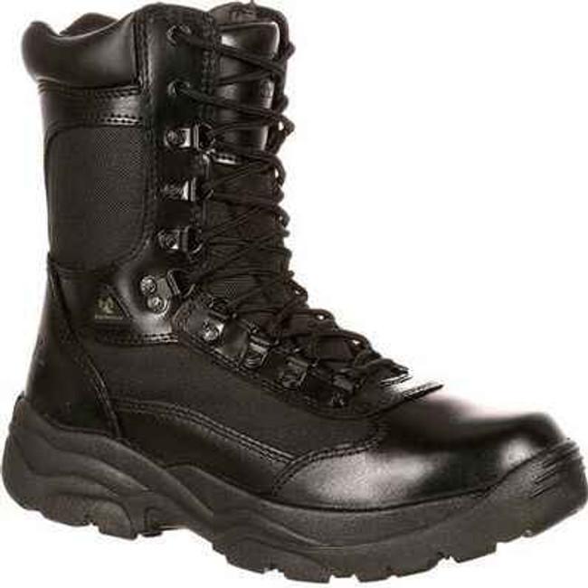 Rocky Fort Hood Zipper Waterproof Duty Boot 2149