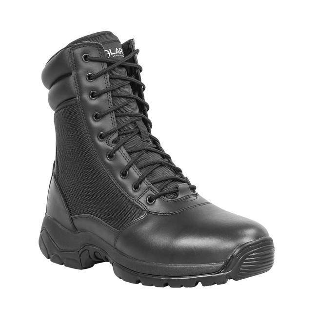 LA Police Gear Core Side-Zip 8 Duty Boot FCWC1001