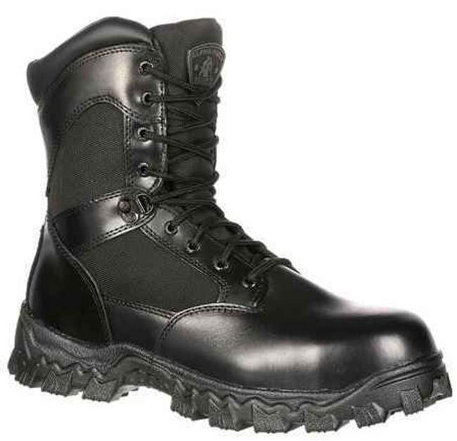 Rocky Alpha Force Zipper Composite Toe Duty Boot FQ0006173