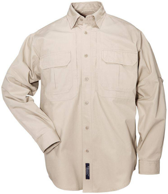5.11 Tactical Mens Tactical Long Sleeve Shirt 72157 72157-1