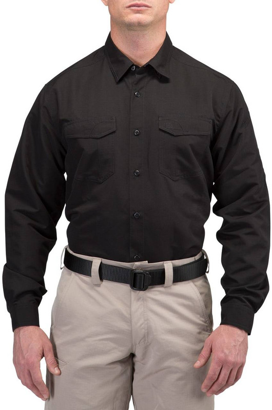5.11 Tactical Mens Fast-Tac Long Sleeve Shirt 72479 72479